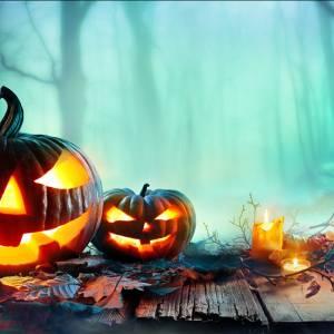 Тест на знання свята Halloween