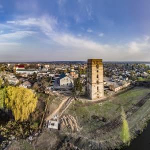 Фортеці та замки Хмельниччини