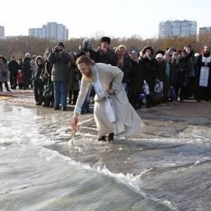 Где и когда купаться в Одессе на Крещение