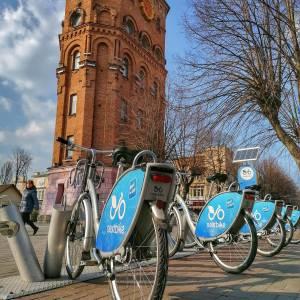 Велопрокат Nextbike. Ціни, адреси станцій, як працює
