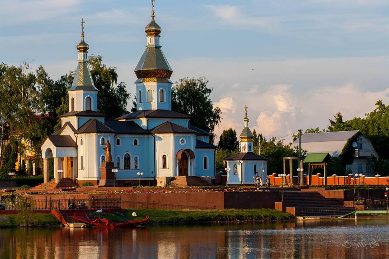 Куди поїхати на півночі України