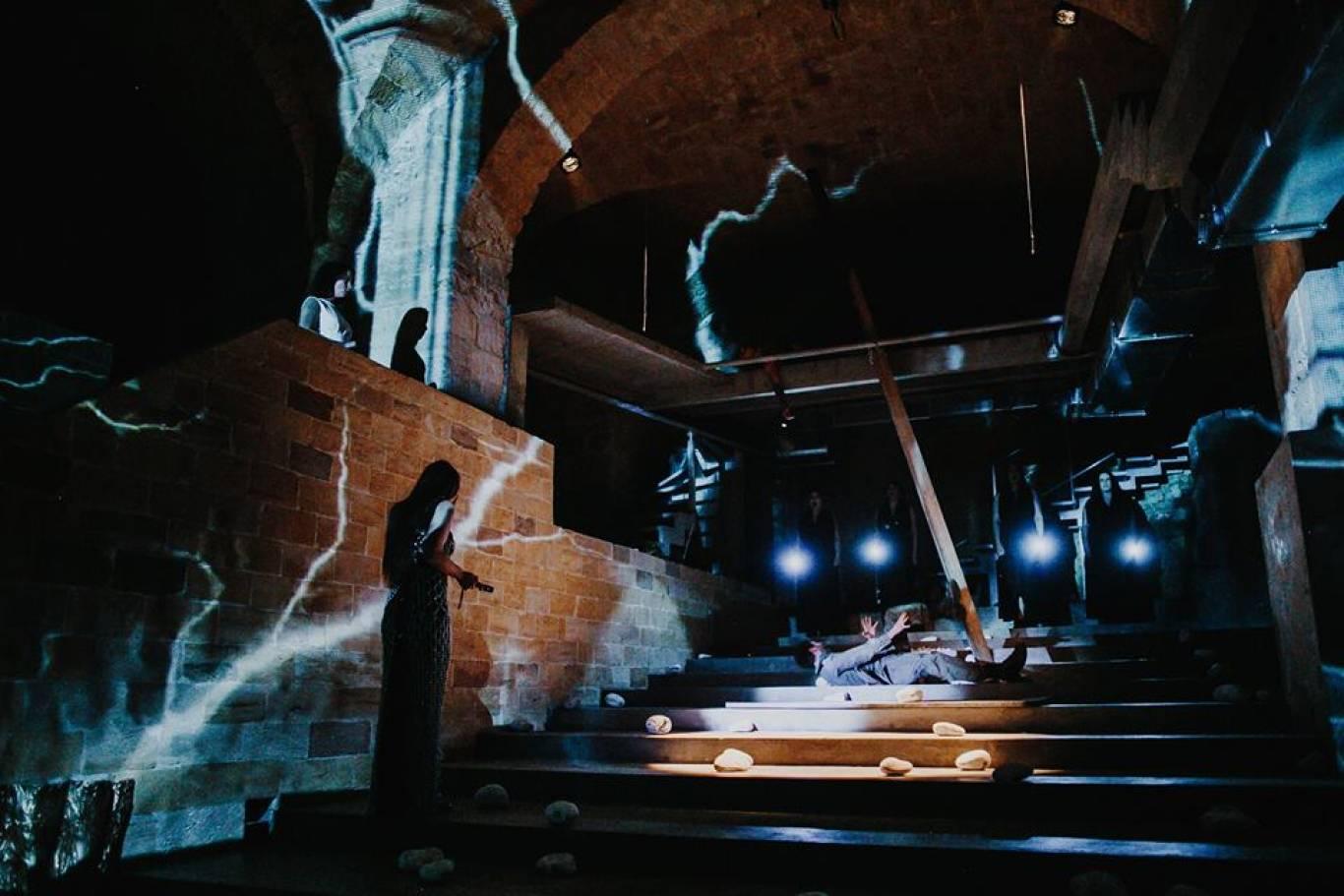 ТЕО: театральное пространство