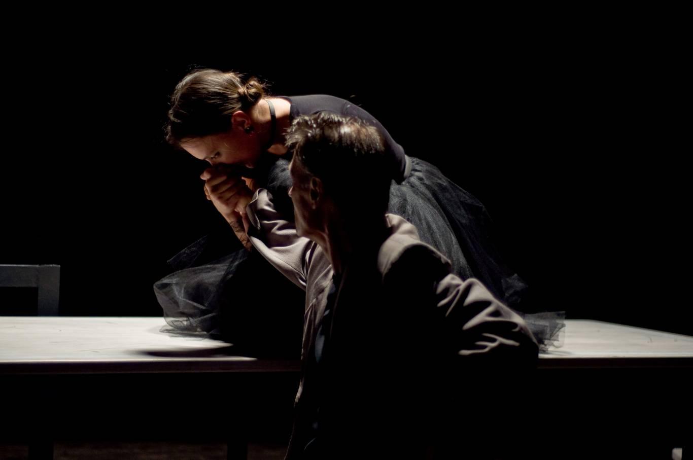Громкая премьера в Украинском театре