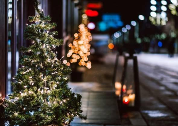 Создаем новогоднюю атмосферу