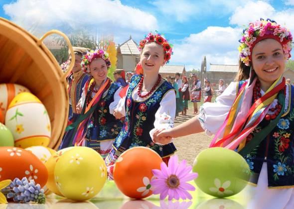 Великдень у Львові: ТОП-3 святкових подій