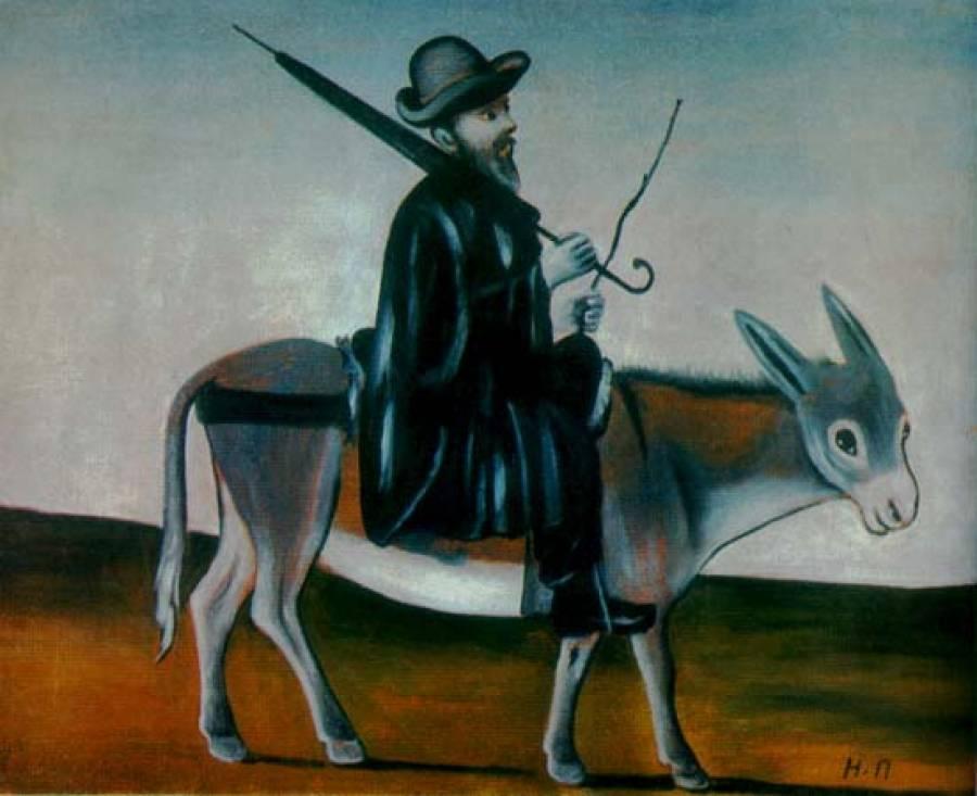 """Ніко Піросмані - художник """"не від світу цього"""""""
