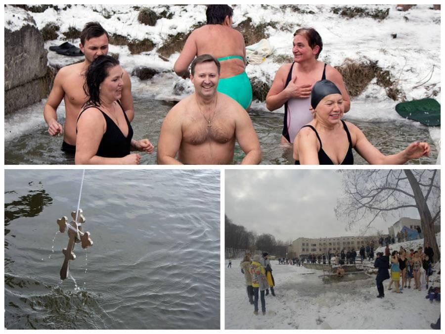Водохреща у Львові: ТОП-3 локації для купання