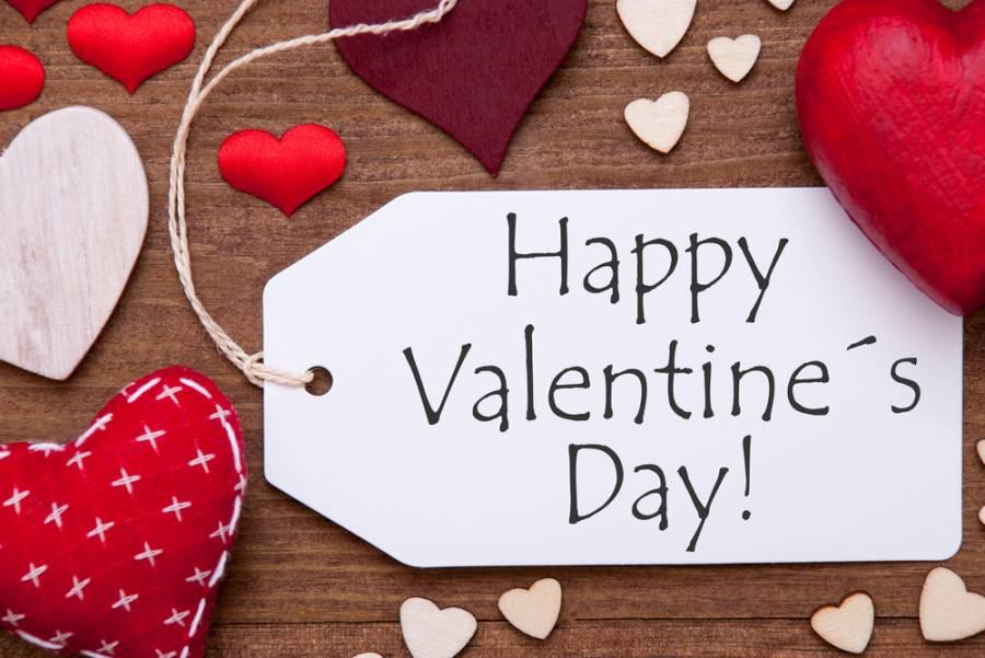 Традиції та виникнення Valentine's Day та тест до Дня Святого Валентина