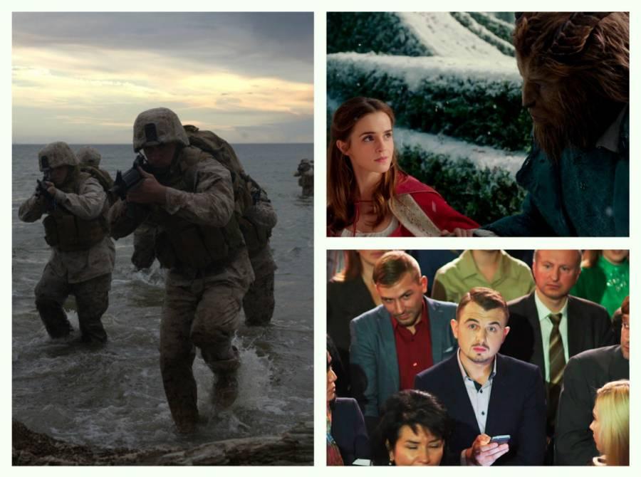 Сходіть у кіно: ТОП-3 фільми, які рекомендуємо подивитися