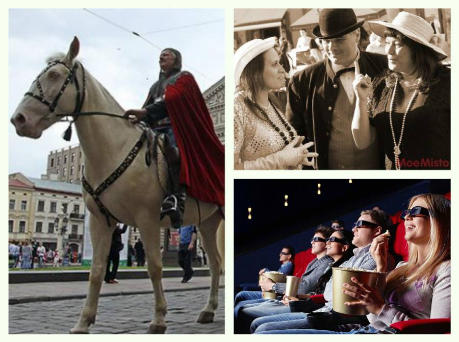 Травневі вихідні: де відпочити у Львові?