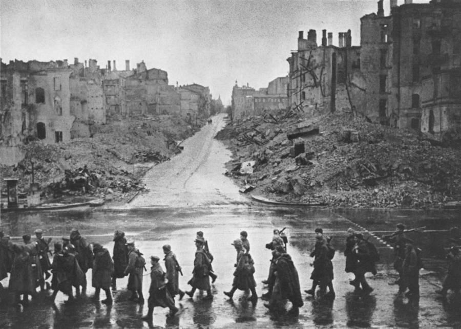Киев. Годы войны