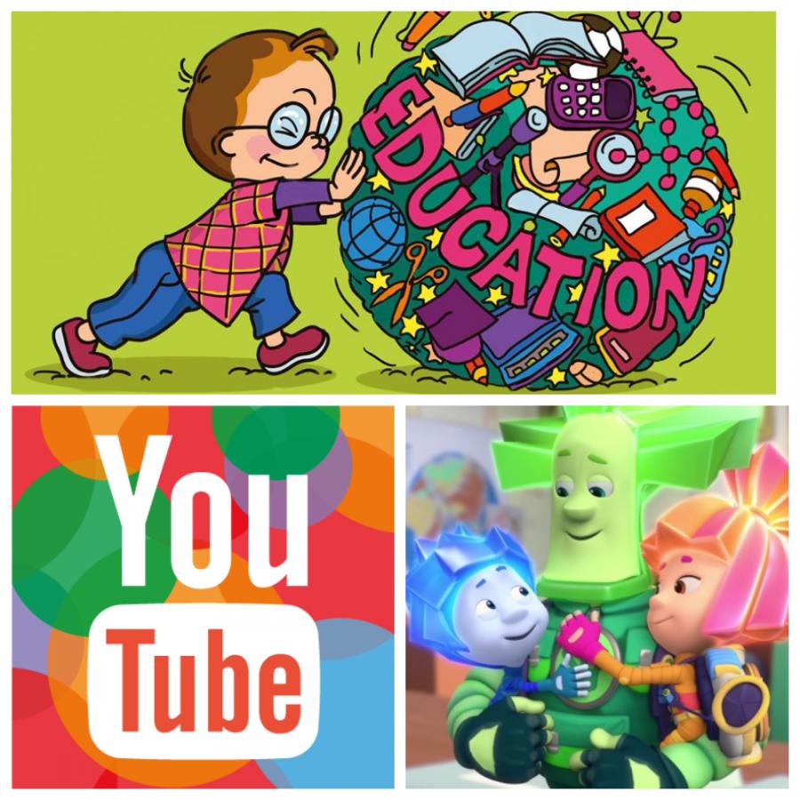 Корисно та пізнавально: YouTube-канали для розвитку дітей