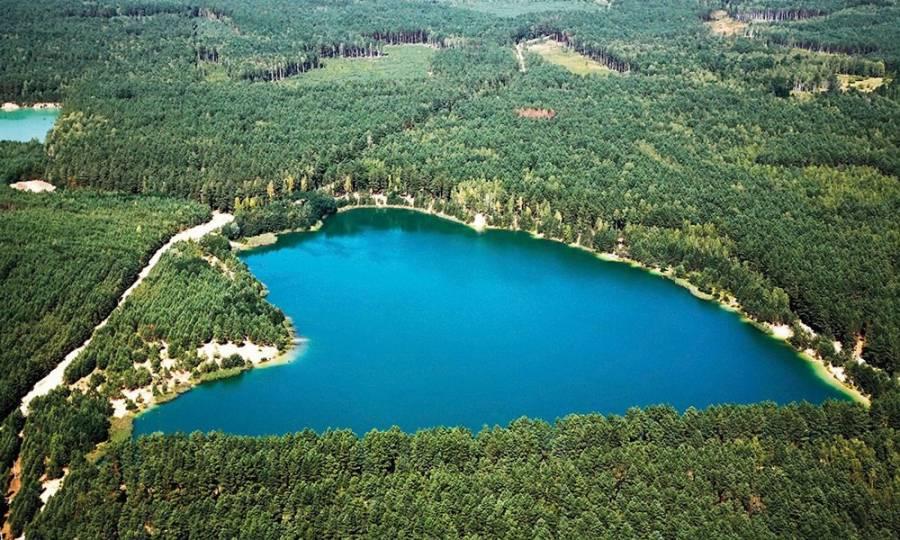 10 самих яскравих місць України