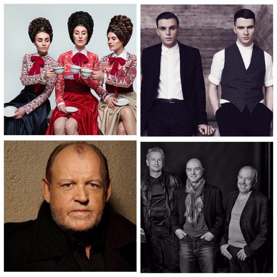 Відірвись на повну: Найочікуваніші концерти листопада