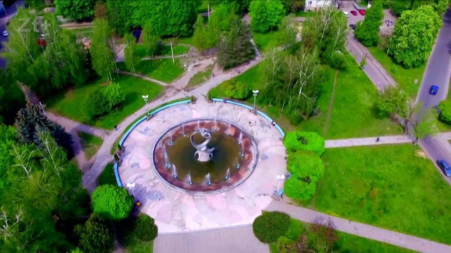 Космічна Польова в Житомирі та історія залізничного вокзалу