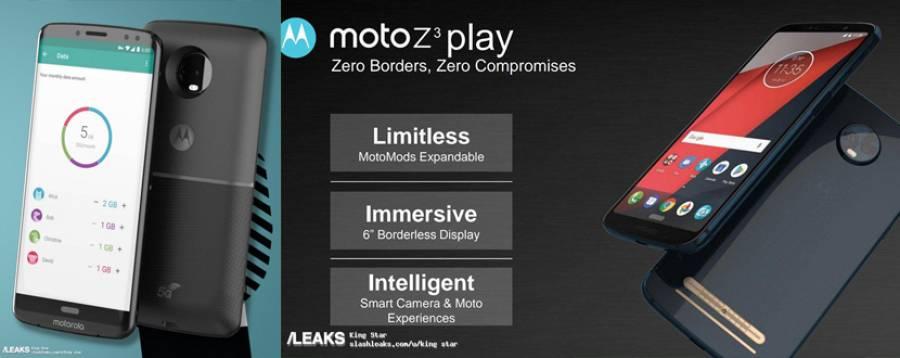 6 новых смартфонов Motorola: утечка рендеров и характеристик