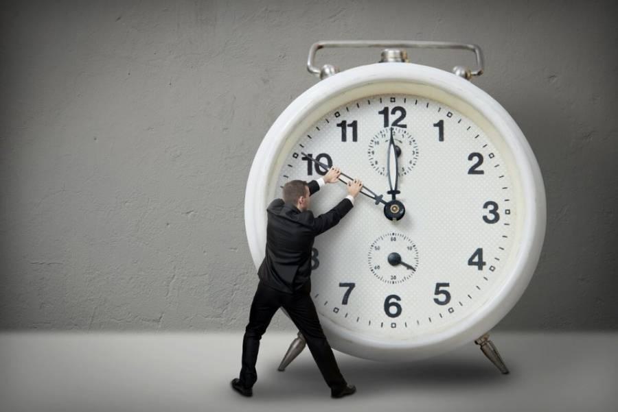 Перехід на літній час: Переводимо годинники!