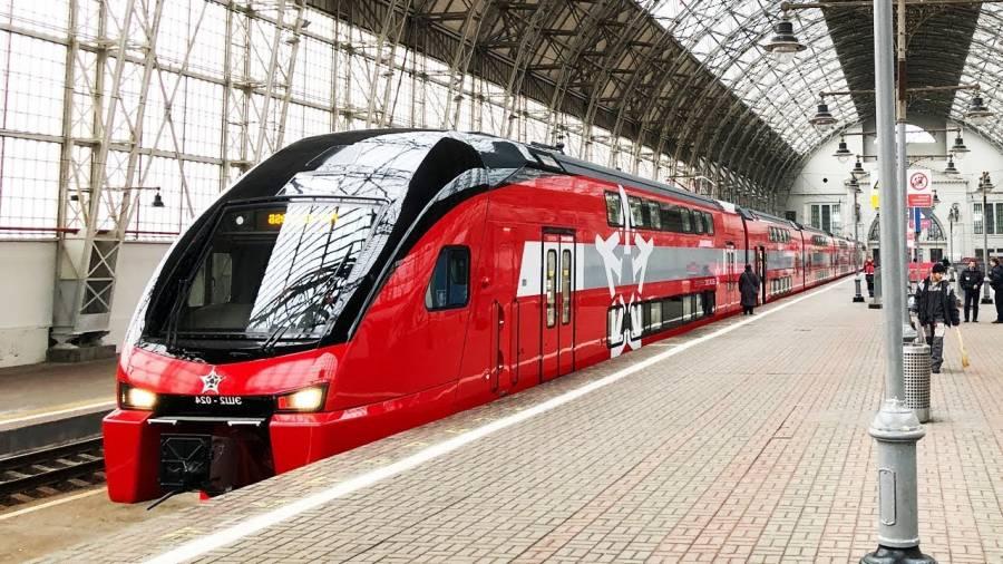 Потяги з України в Європу: основні напрямки і ціни