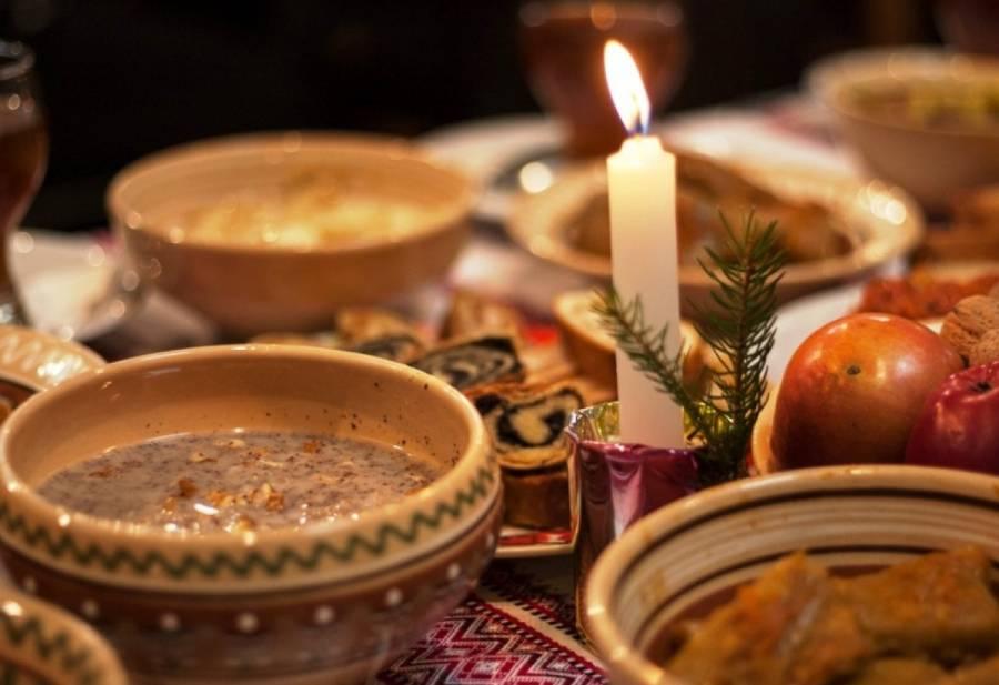Українські різдвяні традиції. Тест