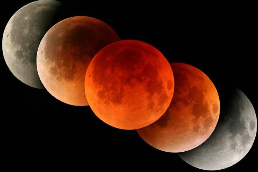 """Кропивничани спостерігали за """"Кривавим місяцем"""""""