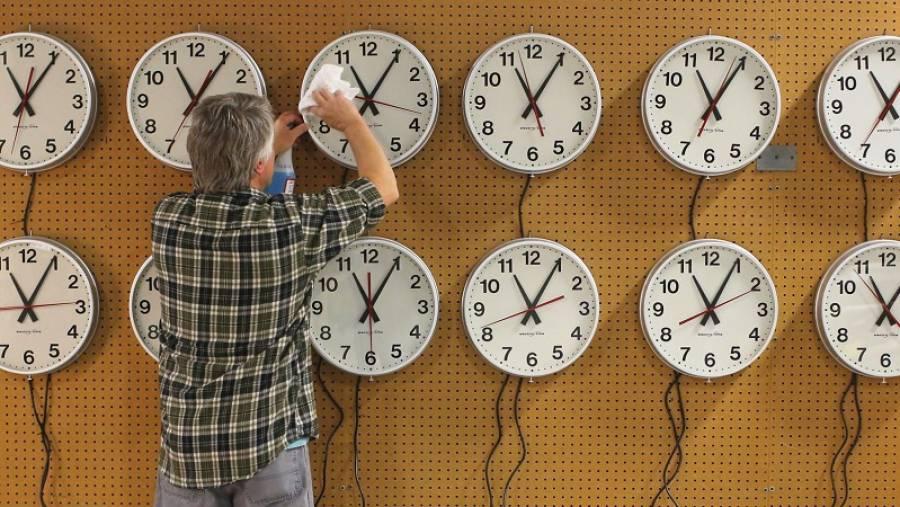 Переводимо годинники на літній час