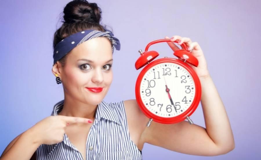 Переводимо годинник на літній час