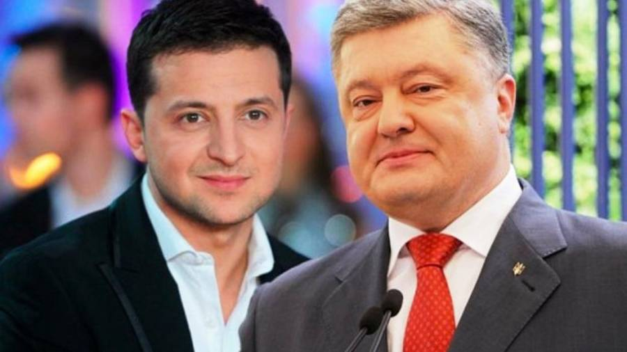 Порошенко vs Зеленський - Дебати_челендж