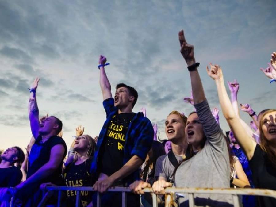 Самый большой музыкальный фестиваль страны Atlas Weekend 2019 ждет тебя!
