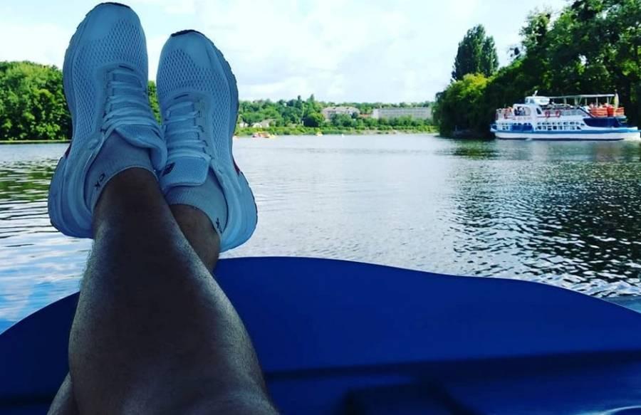 Відпочинок на воді: де кататись на човнах і катамаранах у Вінниці