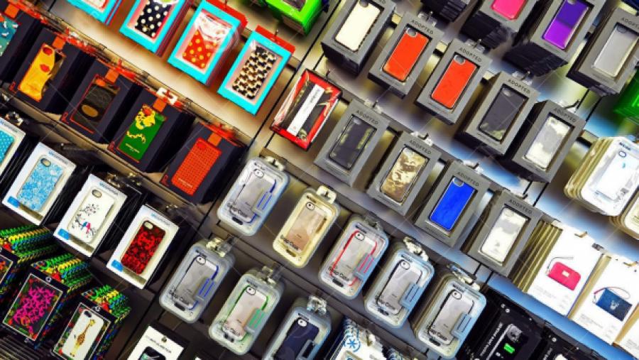 Как открыть киоск по продаже аксессуаров для телефонов