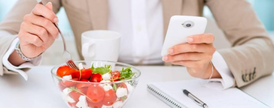 Пятидневный марафон: как разнообразить офисные обеды