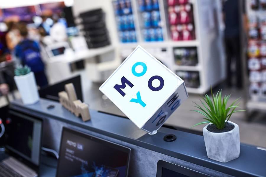 У Кропивницькому відкрився перший магазин MOYO