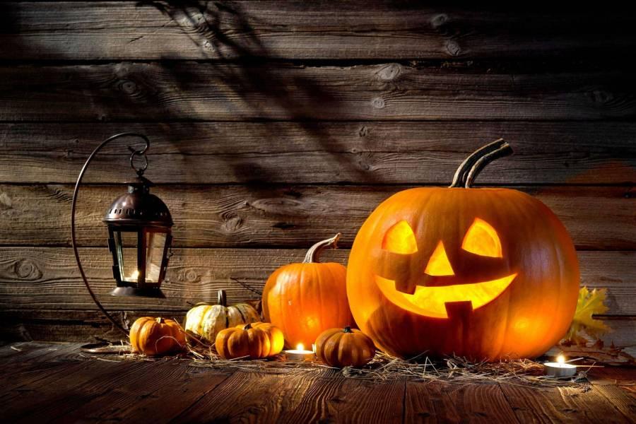 Хэллоуин как лекарство от осенней хандры