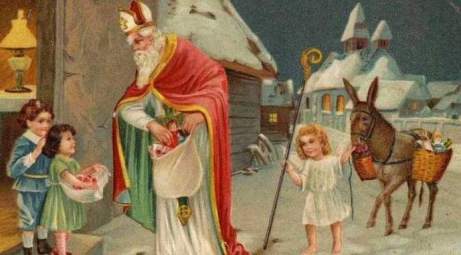 День Святого Миколая. Вірте у дива!