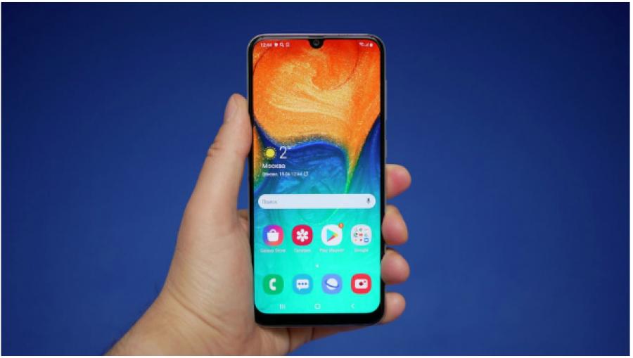 Samsung Galaxy A30: лучший в своей цене