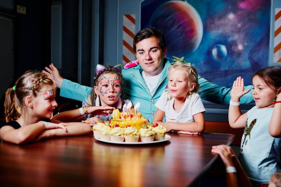 Где справить детский День Рождения