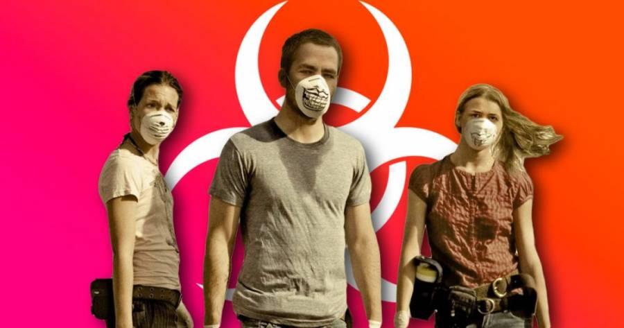 ТОП-13 найкращих фільми про епідемії