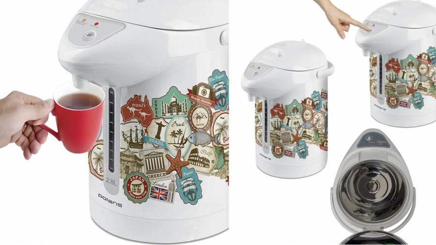 Термопот или электрочайник: что выбрать?