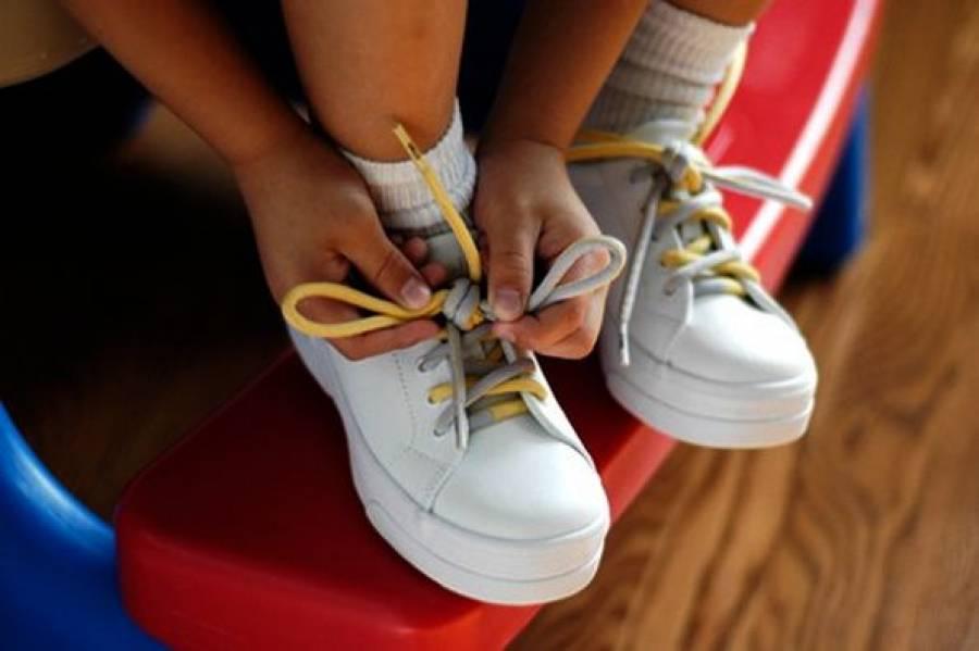 Как выбрать кроссовки ребенку онлайн?