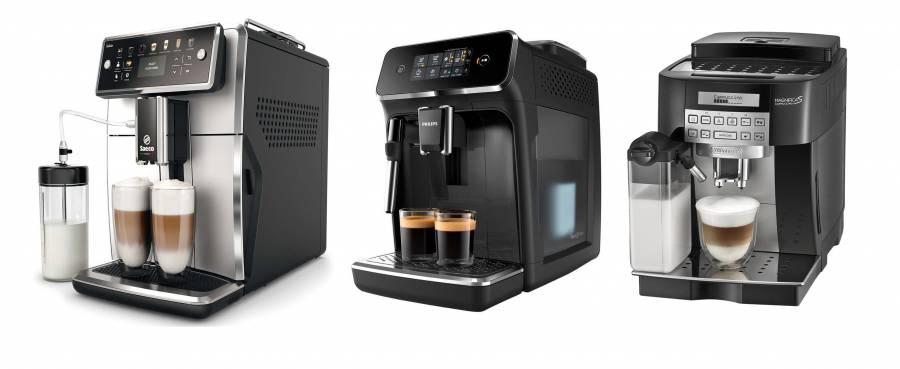 Преимущества кофемашин премиум-класса