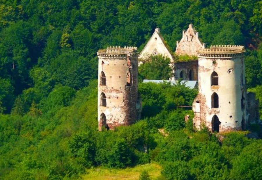 10 замків та місць Тернопільщини, які варто відвідати
