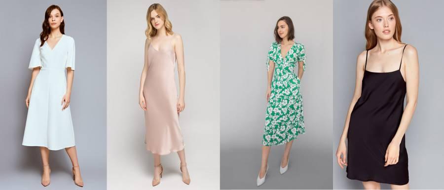 Выбор модного женского платья: универсальный стиль