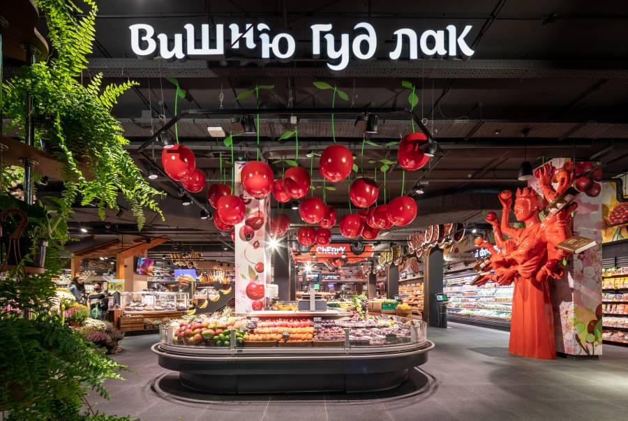 Вишеньки на Вишеньці. «Сільпо» присвятили новий супермаркет назві району у Вінниці