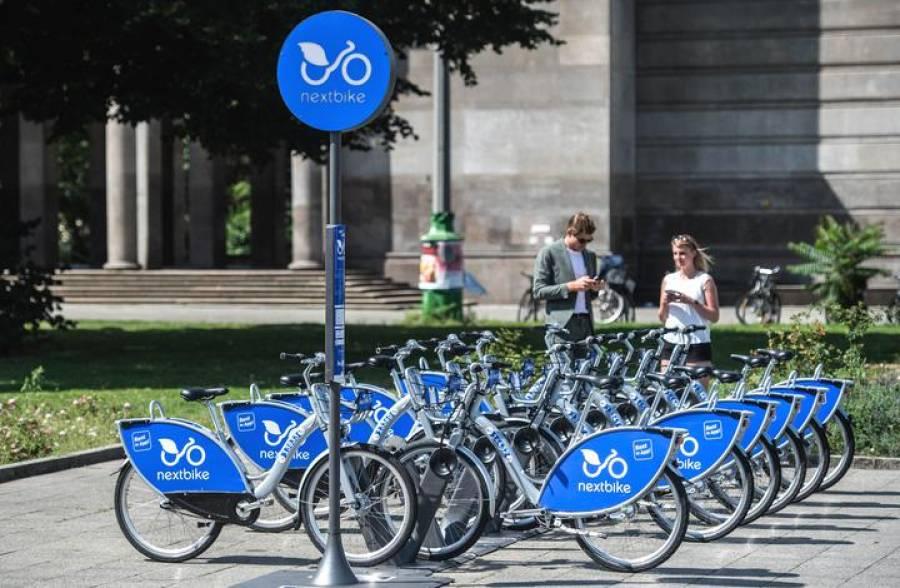 Велопрокат в Одессе Nextbike. Цены, адреса станций, как работает