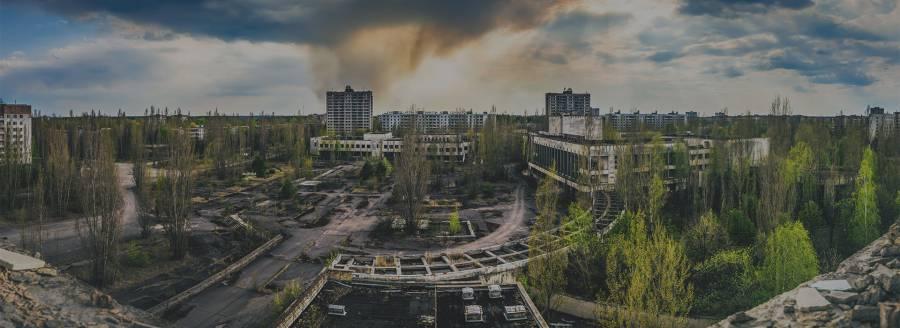 Віртуальні подорожі та екскурсії Чорнобилем