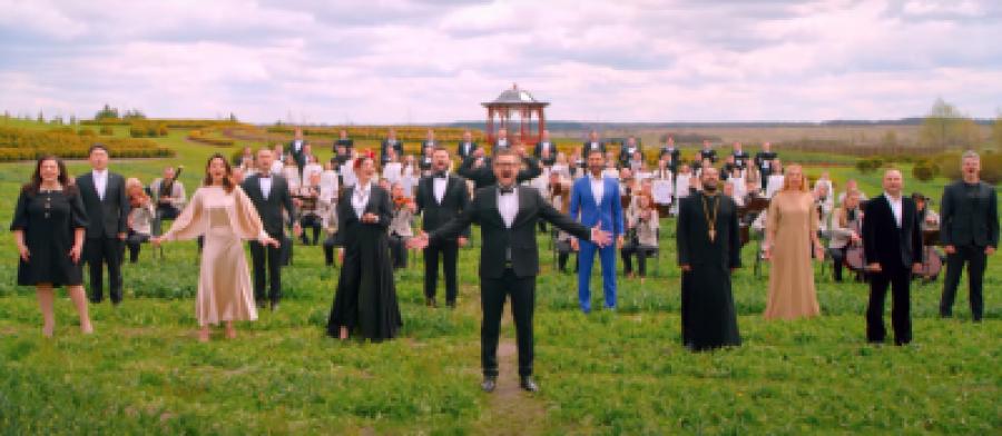 """Тропар """"Христос Воскрес"""" 12 мовами від українських зірок"""