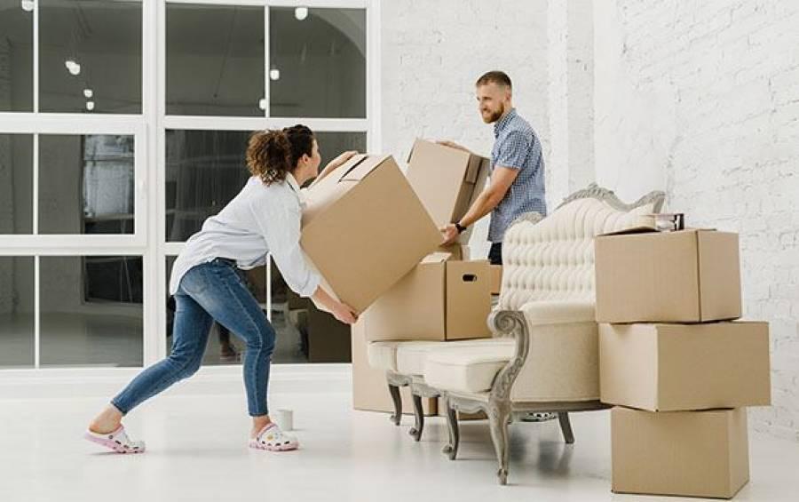 Готовимся к переезду в другую квартиру