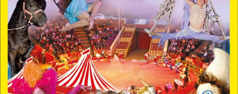 """Цирк """"Імперіаль Шоу"""""""