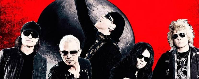 "Триб'ют Scorpions від  рок-гурту ""Wand of change"""