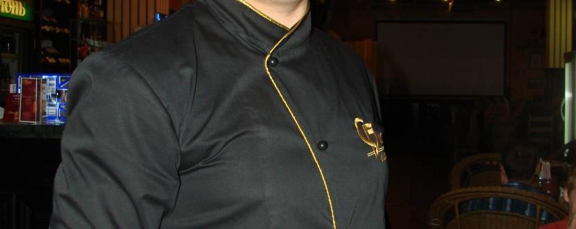 Майстер-клас від шеф-кухаря СВ-Клубу!
